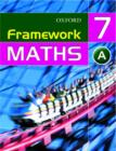 Image for Framework Maths : Year 7 : Access Students' Book