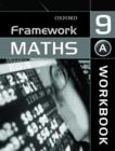 Image for Framework Maths: Year 9: Access Workbook