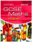 Image for Oxford GCSE Maths for Edexcel: Higher Student Book