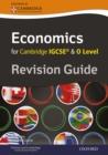 Image for Economics IGCSE: Revision guide
