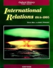 Image for International relations 1914-1995