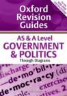 Image for AS & A level government & politics through diagrams