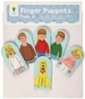 Image for Oxford Reading Tree: Finger Puppets (Pack A)