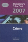 Image for Crime, 2007
