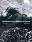 Image for Fundamentals of weather and climate
