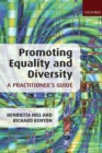 Image for Promoting equality and diversity  : a practitioner's guide