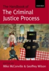 Image for The handbook of the criminal justice process