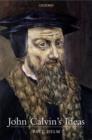 Image for John Calvin's ideas