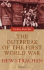 Image for The outbreak of the First World War