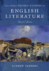 Image for The short Oxford history of English literature