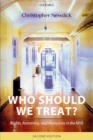 Image for Who should we treat?  : law, patients, and resources in the NHS