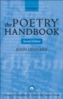 Image for The poetry handbook  : a guide to reading poetry for pleasure and practical criticism