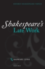 Image for Shakespeare's late work