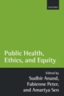 Image for Public health, ethics, and equity