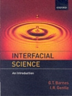 Image for Interfacial science  : an introduction
