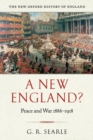 Image for A new England?  : peace and war, 1886-1918