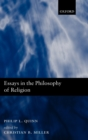Image for Essays in the philosophy of religion