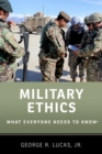 Image for Military ethics