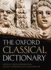 Image for The Oxford classical dictionary