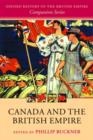 Image for Canada and the British Empire