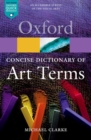 Image for The concise Oxford dictionary of art terms