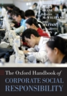 Image for The Oxford handbook of corporate social responsibility