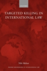 Image for Targeted killing in international law