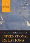 Image for The Oxford handbook of international relations