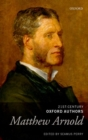 Image for Matthew Arnold  : selected writings
