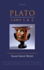 Image for Plato - Laws 1 and 2