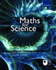 Image for Maths for science
