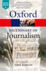 Image for A dictionary of journalism