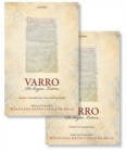 Image for Varro: De lingua Latina : Introduction, Text, Translation, and Commentary