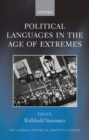 Image for Political languages in the age of extremes