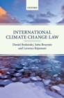 Image for International climate change law