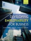 Developing employability for business - Lumley, Maryvonne (UWL)