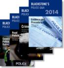 Image for Blackstone's police Q&A 2014