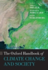 Image for Oxford handbook of climate change and society