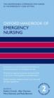 Image for Oxford handbook of emergency nursing