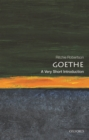 Image for Goethe  : a very short introduction