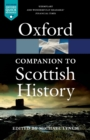 Image for The Oxford companion to Scottish history