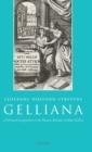 Image for Gelliana  : a textual companion to the noctes atticae of Aulus Gellius