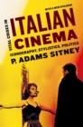 Image for Vital crises in Italian cinema: iconography, stylistics, politics