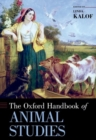 Image for The Oxford handbook of animal studies