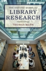 Image for The Oxford guide to library research