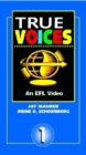 Image for True Colors : An EFL Course for Real Communication : Level 1 : True Voices Video