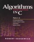Image for Algoritrhms in CParts 1-4