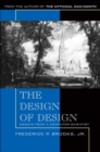 Image for The design of design  : essays from a computer scientist
