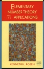 Image for Elementary Number Theory and Its Applications