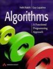 Image for Algorithms  : a functional programming approach